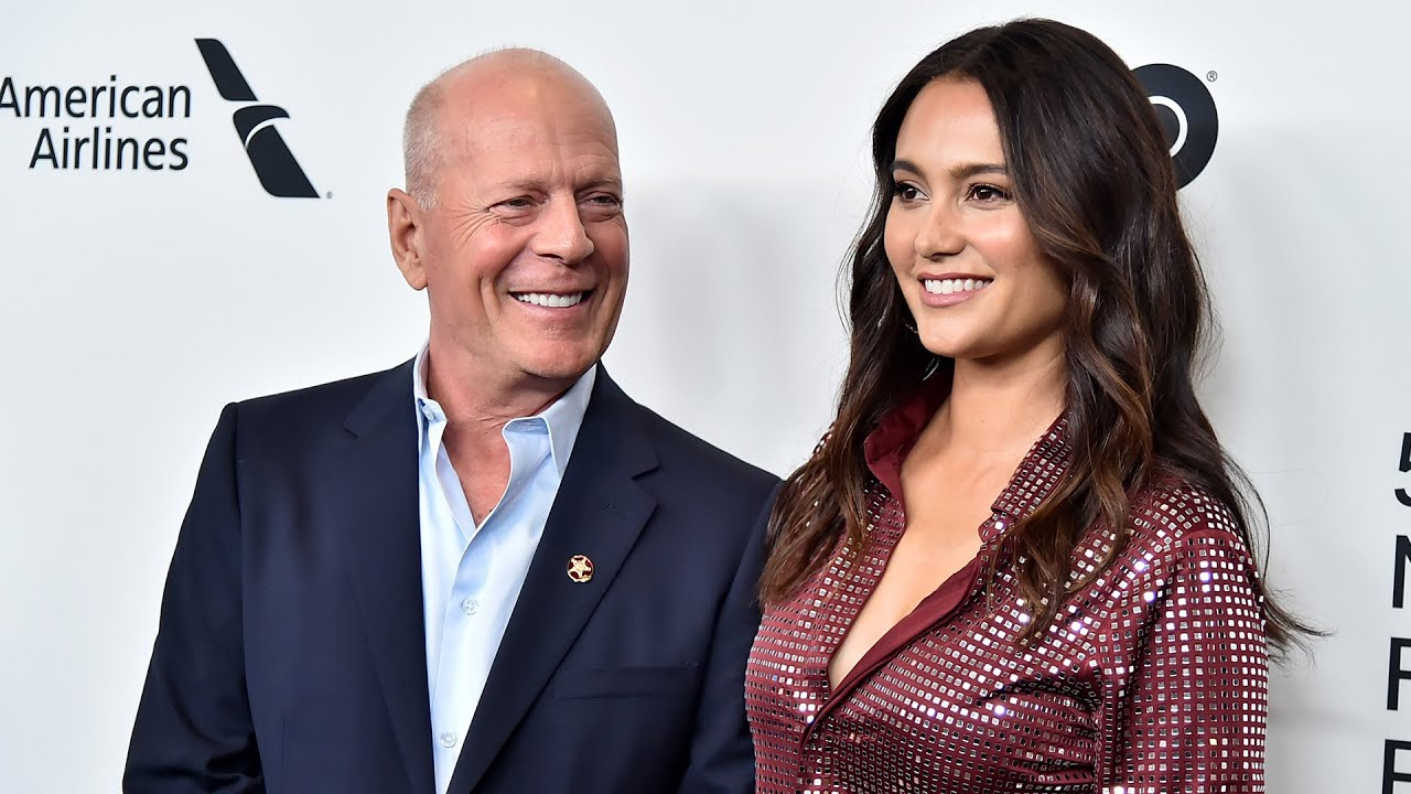 Why Bruce Willis isn't quarantining with his wife