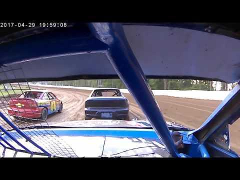 4/29/17 Cumberland Speedway Heat Race