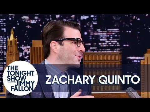 Zachary Quinto Gets Heckled During The Boys in the Band