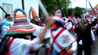 Danza de las cueras - Quechultenango, Gro.