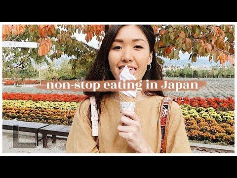 Nonstop Eating In Japan | WahlieTV EP707