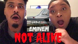 Eminem Not Alike Reaction (Ft Royce Da 5