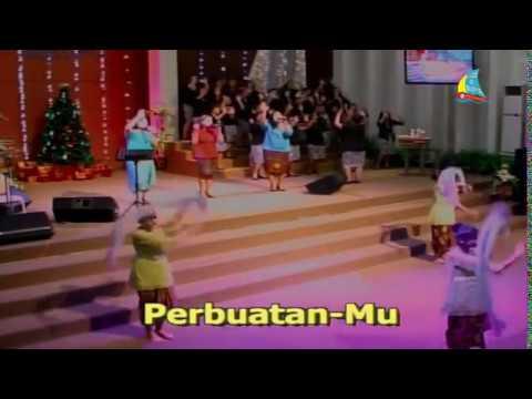 Live Streaming Kebaktian Natal Wanita, 5 Desember 2017.