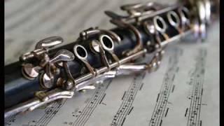 Sutermeister - Capriccio for Solo Clarinet