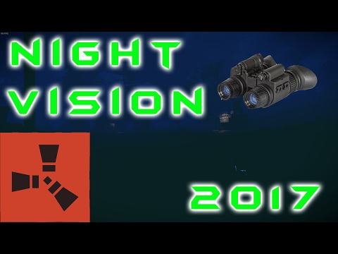 2017| How to see at night in Rust