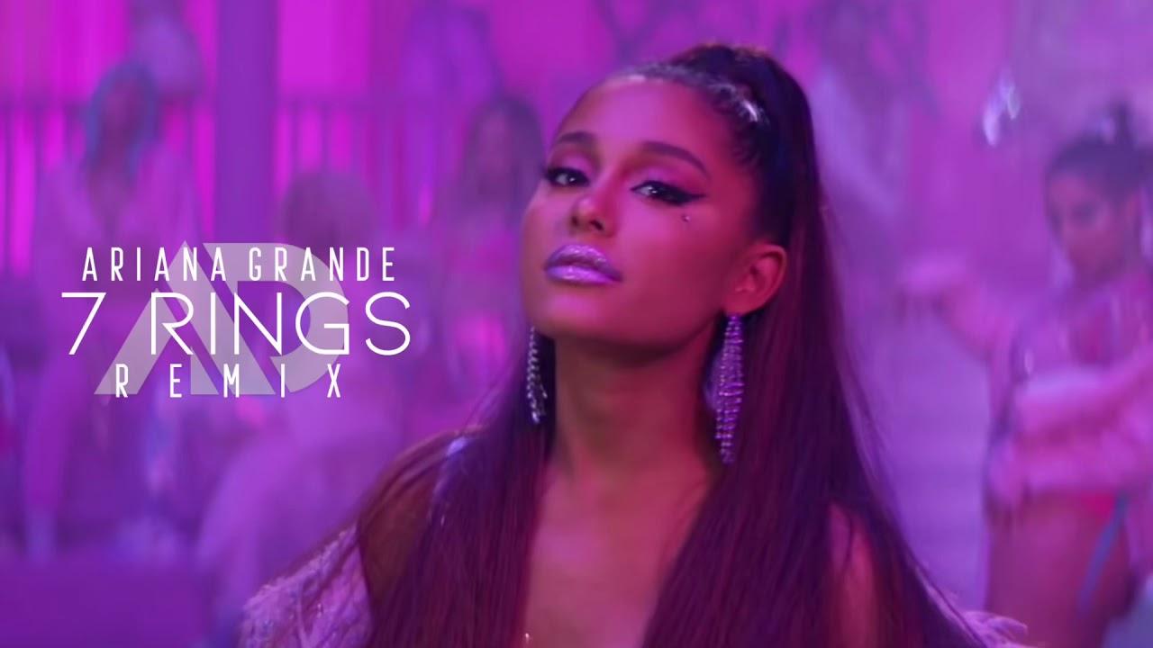 Ariana Grande - 7 Rings DJ Allen Balkan Remix