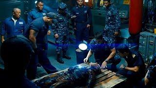 ВМС США изучают пришельца. Морской бой