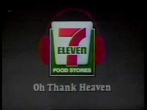 7-11 Movie Rental Ad (1987)