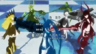 Black ★ Rock Shooter TV OP Eka Version