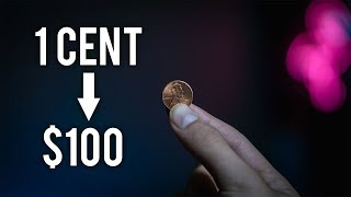 24-Hour Penny Challenge! (Part 1)