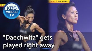 """Daechwita"" gets played right away [Boss in the Mirror/ENG/2020.09.24]"
