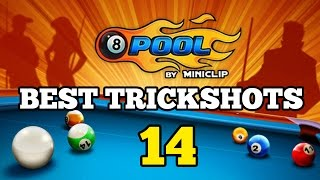 8 Ball Pool: Best Trickshots - Episode #14