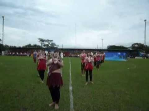 CHEER OF EDU  SNRU ม ราชภัฏสกลนคร)  2554 Full step