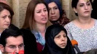 +18 بالفيديو داعش نعرض النساء العراقيات للبيع في سوق الرقيق