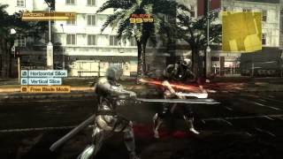 Metal Gear Rising Revengeance - RELOADED and BLACKBOX REPACK