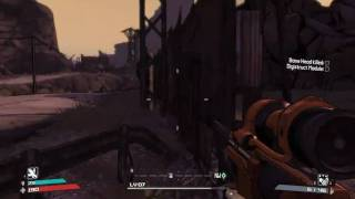 Borderlands PC 2009 - Gameplay [HD]