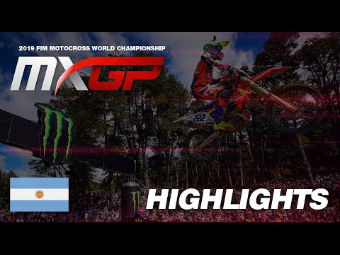 NEWS Highlights MXGP of Patagonia Argentina 2019 - Mix ENG
