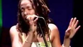 Tricky - 'Girls' performed live on TV show (Doritos) 2001