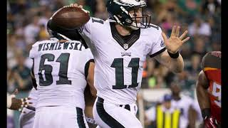 Injury Report with Dr Kevin McHale discusses Mike Wallace, Lesean McCoy, Carson Wentz, and more