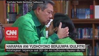 Harapan Ani Yudhoyono Berjumpa Idulfitri