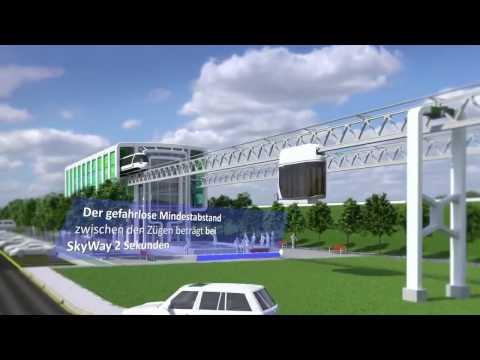 Skyway Präsentation der Transportechnologie - deutsch