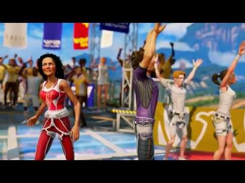 Kinect Sports Rivals: Launch Trailer