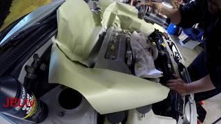 Cómo lavar y detallar el motor de tu auto de una manera fácil.