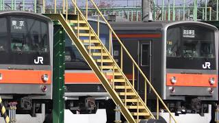 [4K] 東所沢電車区 [2017.11.5現在]