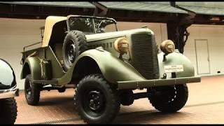 Автомобили Второй мировой войны. - Эфир 04.12.