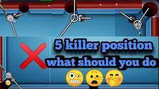 What should you do || tips/trick  8 ball pool