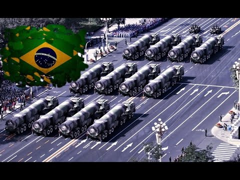 ★ Brazil Military Power | Army, Air Force, Navy | 2015 HD ★