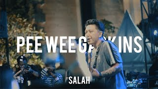 Download Lagu PEE WEE GASKINS - Salah, live  MP3