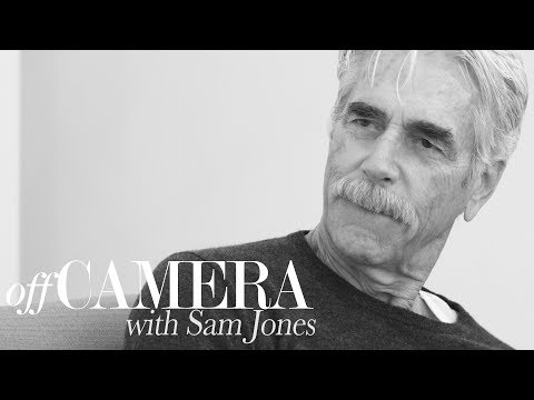 Where Sam Elliott learned to be a man