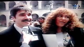 Amanda Miguel y Diego Verdaguer mexicanos