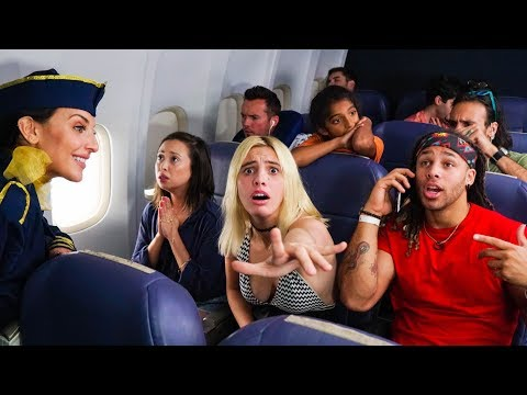 Thumbnail: First Time Flying | Lele Pons