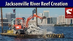 CCA Jacksonville River Reef Creation Project