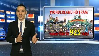 ✅【𝗪𝗢𝗡𝗗𝗘𝗥𝗟𝗔𝗡𝗗 𝗛𝗢 𝗧𝗥𝗔𝗠】Sở hữu SHOPHOUSE BIỂN thanh toán từ 925 triệu | NovaWorld Hồ Tràm
