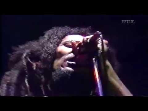 ♫ ♕ Bob Marley ♕ Natty Dread Dortmund Live 1980 HD ♫