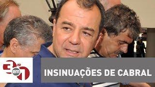 Após insinuações de Cabral, Bretas manda ex-governador do RJ para presídio federal