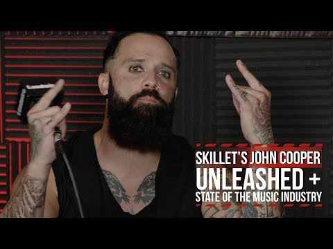 Skillet's John Cooper: Don't Tell Me Rock Is Dead