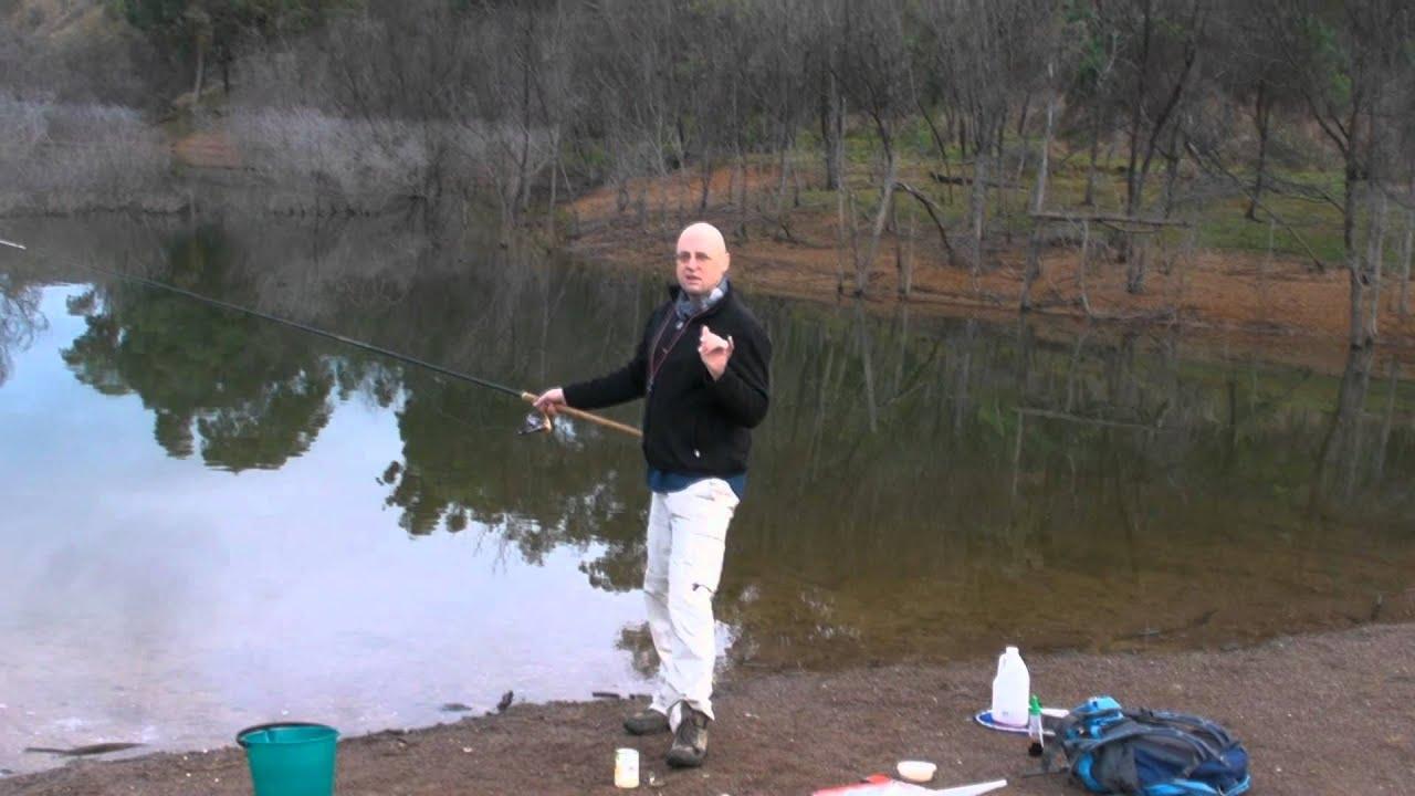 Coarse fishing at lake eildon youtube for Lake don pedro fishing report