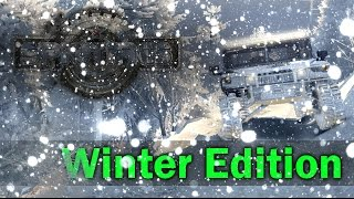 spintires winter edition h1 hummer