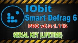 IObit Smart Defrag Pro 6 0 1 116 License Key