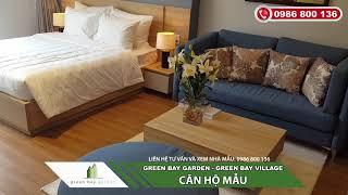 Green Bay Garden Hạ Long - Trải nghiệm căn hộ mẫu