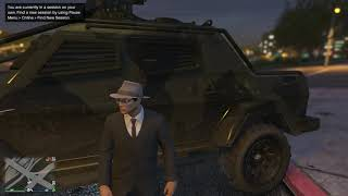 GTA V Online: I tried Being a Badsport, guess what I got Instead!