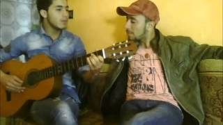 Cover Guitar ( Machakil & 3owad ) 2017 Video