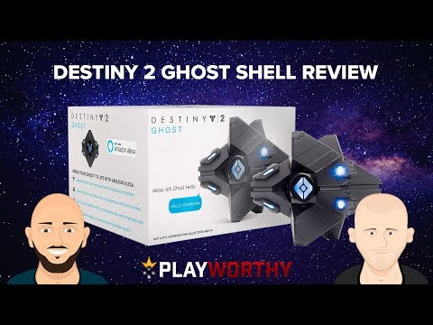An UNWORTHY Destiny 2 Ghost Shell Review