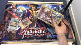 Yu-Gi-Oh Noble Knights of the Round Table Unboxing