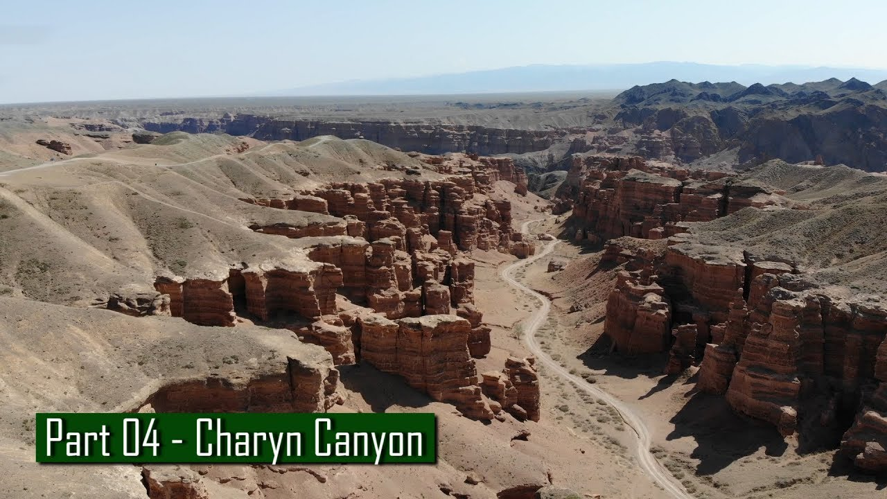 My Kazakhstan trip - Part 04 Charyn Canyon