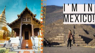 Becoming A Digital Nomad | One Month In Thailand + Travelling to Mexico!